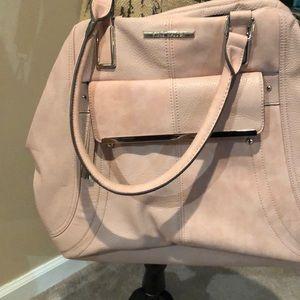 Steve Madden blush pink Large bag